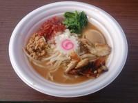 「猪貴×Dragon Noodle'×稲葉 全部乗せ」@つくばラーメンフェスタ2014の写真