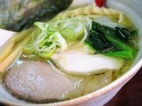 「【鶏清塩らーめん】700円」@麺屋 味翔の写真
