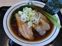 「豚骨魚介清湯らーめん(こいくち)並¥750」@麺屋 たけ井 R1号店の写真