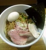 「特製ねぎ油そば(塩)」@麺庵 小島流の写真