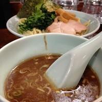 「つけ麺(¥750)」@豚星の写真