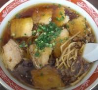 「チャーシューメン」@尾道ラーメン 麺一筋 新大塚店の写真