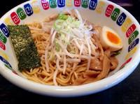 「油麺 大盛り ¥700」@中華麺 江川亭 昭島店の写真
