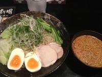 「広島つけ麺・大盛り(2倍)(930円)」@廣島つけ麺本舗 ばくだん屋 本店の写真