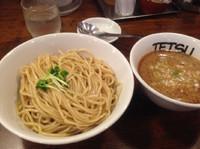 「つけ麺大盛り」@つけめん TETSU 武蔵小杉店の写真