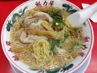 「特製醤油ラーメン(並)」@ラーメン魁力屋 一之江店の写真
