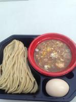 「中華蕎麦とみ田【王道の濃厚豚骨魚介】」@大つけ麺博 ご当地つけ麺GPの写真