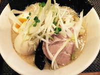 「☆野菜のせラーメン☆」@野方ホープ 元住吉店の写真