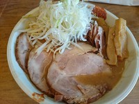 「みそラーメン¥800+豚チャーシュー¥250=¥1050」@麺処 慶の写真