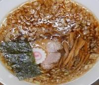 「らーめん:450円」@八王子ラーメン専門店 麺屋 AJiTATSUの写真