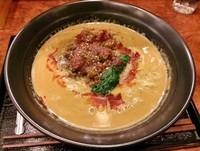 「担々麺 \830+ご飯 \120」@麺処 博 Hiroの写真