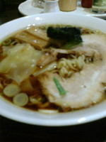 「醤油」@ふうふう亭の写真