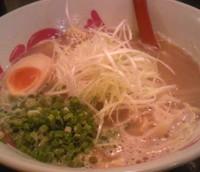 「らーめん」@ラー麺 ずんどう屋 心斎橋店の写真