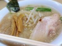 「【ラーメン】600円」@本格的豚骨そば まりぼの写真