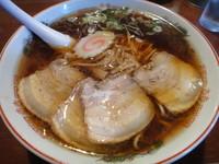 「チャーシューメン・大盛」@関所食堂の写真