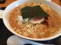 「にぼしラーメン 太麺 大盛」@名代にぼしラーメン時代屋 保谷駅前店の写真