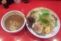 「つけ麺ZERO:780円」@用心棒Ⅱ階の写真