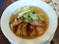 「【期間限定】香港式叉焼麺(並盛・130g)749円(税抜)」@バーミヤン 高崎高関店の写真