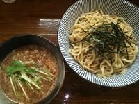 「つけ麺(大盛)」@麺屋 やま昇 住吉店の写真