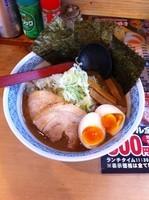 「濃厚魚介豚骨(全品のせ)」@和風濃厚魚介豚骨らーめん 麺屋 みちすけの写真