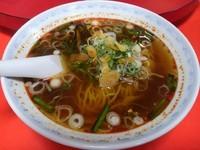 「ピカイチラーメン 5辛」@中国料理 ピカイチの写真