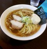 「煮干し正油 @500円」@ラーメン木曜日の写真