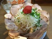 「ねぎみそちゃーしゅーめん+からみそ/¥1050+80」@和玄の写真