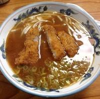 「カツ入り味噌ラーメン(¥750)」@柳橋 一八の写真