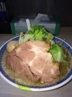 「カレーふじ麺」@景勝軒 伊勢崎宮子町店の写真