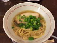 「北海ハイカラ醤油ラーメン」@石原ラ軍団 深阪店の写真