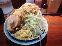 「小ラーメン(750円)」@立川マシマシの写真
