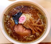 「中華麺 890円」@めときの写真