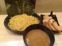 「特製魚介豚骨つけ麺」@麺バカ息子の写真