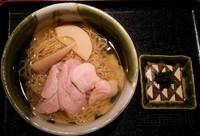 「【限定】 玉露ら~麺:1000円」@麺屋武蔵 新宿本店の写真