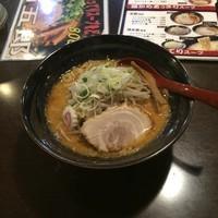 「特製みそらー麺」@麺屋 五郎蔵の写真