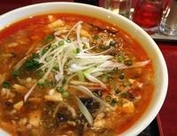 「酸辣湯麺  ¥920」@李記 担担麺食堂の写真