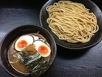 「【つけ麺】750円」@元気屋の写真