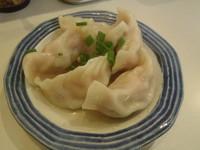「水餃子¥330」@麺屋 扇 SENの写真