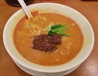 「担々麺 \637+ライス \162」@幸楽苑 平河町店の写真