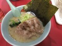 「塩チャーシュー麺/¥840」@ラーメン山岡家 狸小路4丁目店の写真