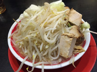 「ゴリラー麺¥750」@ラッキー食堂 まとやの写真