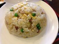 「ラーメン+半チャーハン(ランチセット)」@本格中華料理 聚友楼の写真