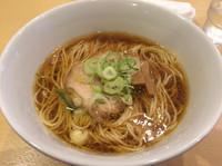 「比内地鶏100%らーめん  756円」@らーめん芝浜の写真