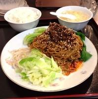 「汁なし担々麺(¥950)」@田記の写真