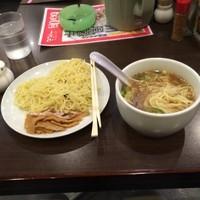 「野菜つけ麺(醤油)¥600+税」@ラーメン&らーめん 一代元 大宮天沼店の写真