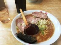「味噌チャーシューメン」@大らーめん 福籠の写真