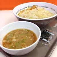 「豚骨醤油つけ麺(¥430)」@スガキヤ 大須万松寺通店の写真