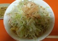 「ラーメン+和っカレー! 680+100円」@ラーメン二郎 相模大野店の写真