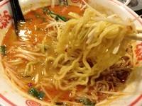「担々麺」@東京とんこつ とんとら 北本店の写真