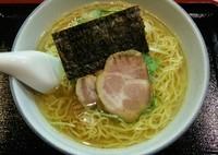 「あっさりしお 720円」@麺ぽーかろぅの写真